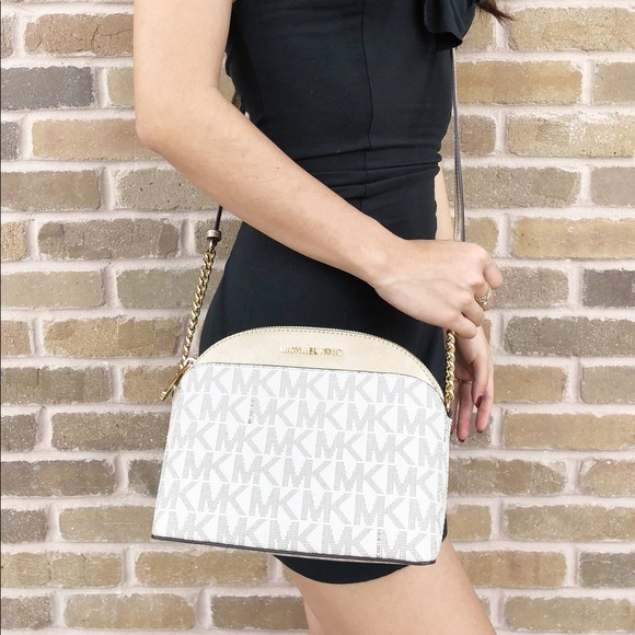 262ea0931c00 Michael Kors Bags | Emmy Small Cindy Dome Crossbody | Poshmark